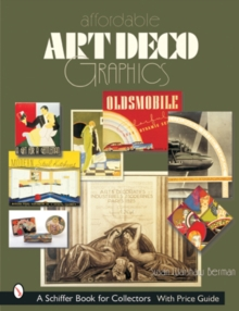 Affordable Art Deco Graphics, Paperback / softback Book