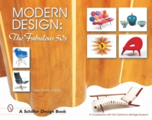Modern Design : The Fabulous 50s, Hardback Book