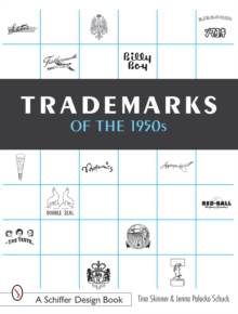 Trademarks of the 1950s, Paperback / softback Book