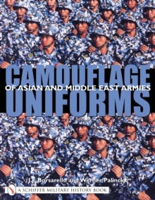 Camouflage Uniforms of Asian and Middle Eastern Armies, Paperback / softback Book