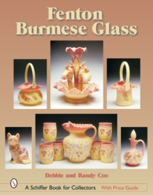 Fenton Burmese Glass, Hardback Book