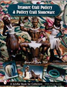 Treasure Craft Pottery & Pottery Craft Stoneware : Pottery Craft, Paperback / softback Book