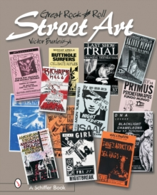Great Rock & Roll Street Art, Paperback / softback Book