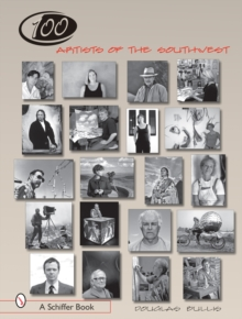 100 Artists of the Southwest, Hardback Book