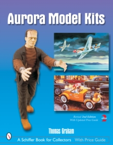 Aurora Model Kits, Paperback Book