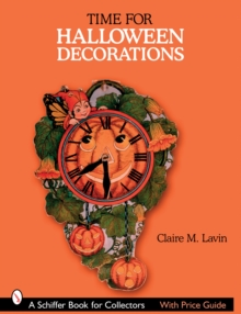 Time for Halloween Decorations, Paperback / softback Book
