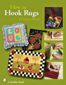 How to Hook Rugs, Paperback / softback Book