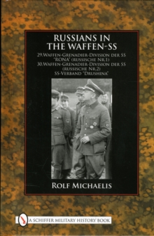 Russians in the Waffen-SS, Hardback Book
