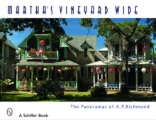 Martha's Vineyard Wide, Hardback Book