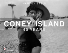 Coney Island: 40 Years, Hardback Book