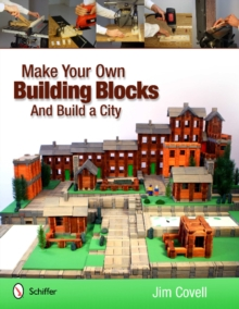 Make Your Own Building Blocks and Build A City, Paperback / softback Book
