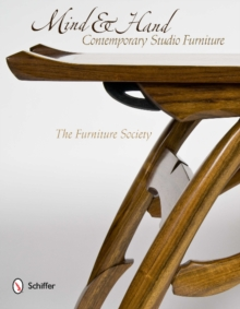 Mind & Hand : Contemporary Studio Furniture, Hardback Book