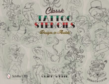 Classic Tattoo Stencils : Designs in Acetate, Hardback Book