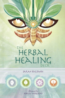 The Herbal Healing Deck, Mixed media product Book