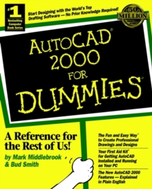 AutoCad 2000 For Dummies, Paperback Book