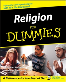 Religion for Dummies, Paperback Book