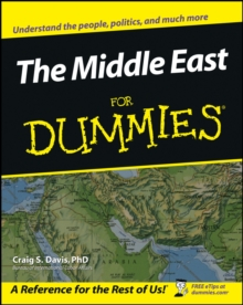 The Middle East For Dummies, Paperback Book
