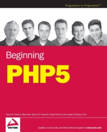 Beginning PHP5, Paperback Book