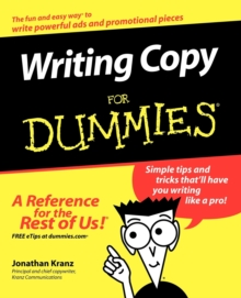 Writing Copy  For Dummies, Paperback / softback Book