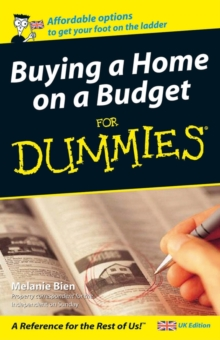 Buying a Home on a Budget For Dummies - UK, Paperback / softback Book