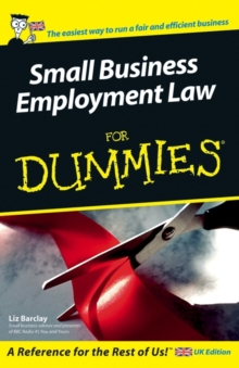 Small Business Employment Law For Dummies, Paperback Book