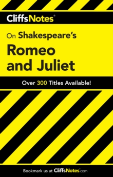 "Notes on Shakespeare's ""Romeo and Juliet"", Paperback Book"