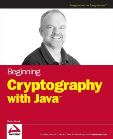 Beginning Cryptography with Java, Paperback Book