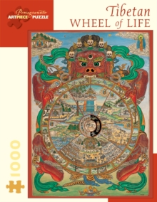 TIBETAN WHEEL OF LIFE,  Book