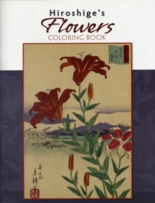 Hiroshige'S Flowers Coloring Book Cb106, Paperback Book