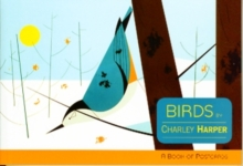 Birds by Charley Harper Book of Postcards AA628, Postcard book or pack Book