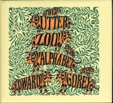 The Utter Zoo : An Alphabet by Edward Gorey A186, Hardback Book