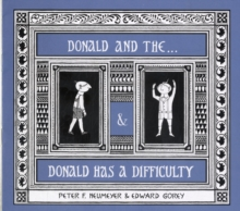 The Donald Boxed Set Donald and the... & Donald Has a Difficulty A205, Hardback Book