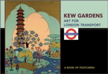Kew Gardens Art for London Transport  Book of Postcards Aa707, Postcard book or pack Book