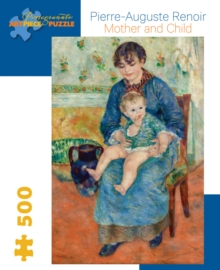Renoir Mother and Child 500-Piece Jigsaw Puzzle Aa710, Other merchandise Book