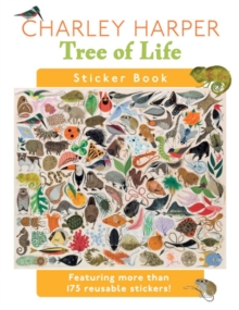 Charley Harper Tree of Life Sticker Book, Novelty book Book