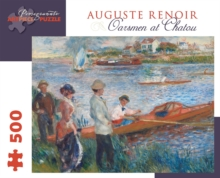 Oarsmen at Chatou Auguste Renoir 500-Piece Jigsaw Puzzle Aa784, Other merchandise Book