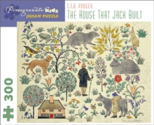 The House That Jack Built C. F. A. Voysey 300-Piece Jigsaw Puzzle Jk025, Other merchandise Book