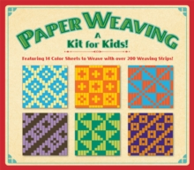 Paper Weaving Kit Ps002, Toy Book