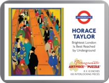 Horace Taylor : Brightest London 100-Piece Jigsaw Puzzle Aa830, Other merchandise Book