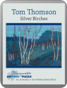 Tom Thomson : Silver Birches 100-Piece Jigsaw Puzzle Aa839, Other merchandise Book