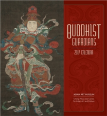 Buddhist Guardians 2017 Wall Calendar, Calendar Book