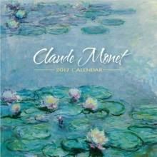 Claude Monet 2017 Mini Wall Calendar, Calendar Book