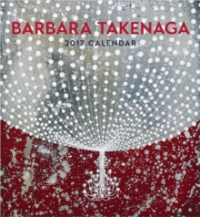 Barbara Takenaga 2017 Wall Calendar, Calendar Book