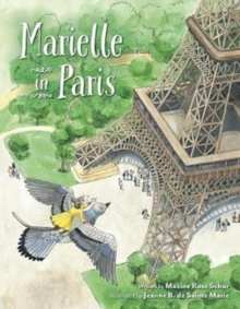 Marielle in Paris, Hardback Book