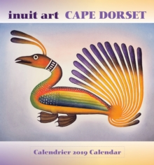 Inuit Art Cape Dorset 2019 Mini Calendar, Calendar Book