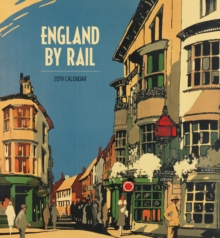 England by Rail 2019 Wall Calendar, Calendar Book