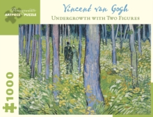 Vincent Van Gogh Undergrowth with Two Figures 1000-Piece Jigsaw Puzzle, Other merchandise Book