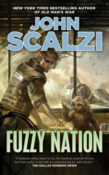 Fuzzy Nation, Paperback / softback Book