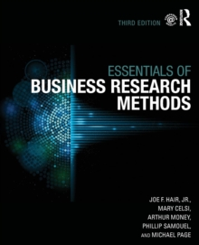 The Essentials of Business Research Methods, Paperback Book