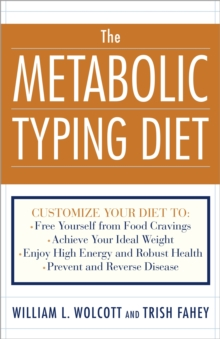 The Metabolic Typing Diet, Paperback Book